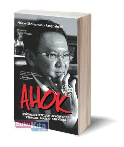 ahok politik bukukita com ahok politik akal sehat toko buku online