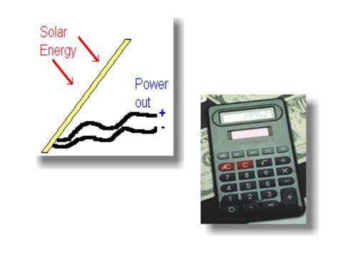 Solar Calculator Kalkulator Menggunakan Cahaya Matahari 07 plts solar energi 12 b