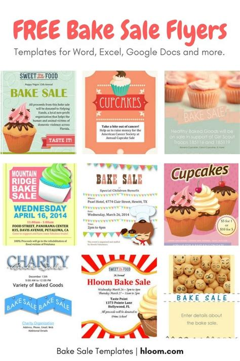 The 25 Best Bake Sale Flyer Ideas On Pinterest Bake Sale Poster Bake Sale Posters And Cakes Bake Sale Flyer Template