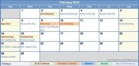 january 2016 calendar february 2016 calendar calendars 2016 new calendar template site