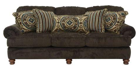 jackson belmont sofa jackson belmont sofa mahogany jf 4347 03 mahogany at