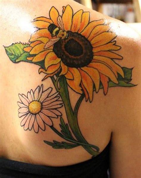butterfly and sunflower tattoo designs 75 sunflower tattoos designs mens craze
