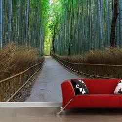 home living room tv background 3d bamboo mural thai wall aliexpress com buy 3d wallpaper custom mural non woven