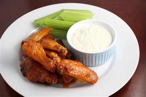 Almost Wing quot almost quot buffalo wings dishingupdelights