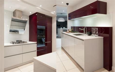 gloss grey ex display kitchen units with appliances ebay ex display aubergine light grey gloss kitchen and smeg