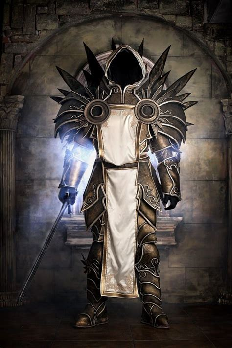 diablo iii storm of 1416550801 diablo 3 tyrael cosplay armors cosplay and diablo 3