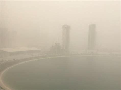 dubai sandstorm funny tweets   popsugar middle east love