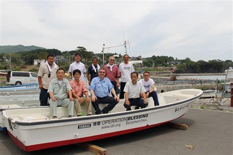 fishing boat in japan boats help fishermen get back to work in japan operation