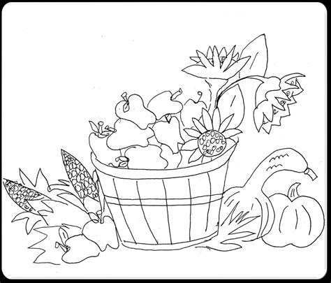 autumn landscape coloring pages 36 fall landscape coloring page free autumn