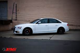 white lightning 2013 audi s4 on 19 quot hre p43sc stoptech s