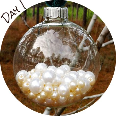 clear glass ornaments christmas lights