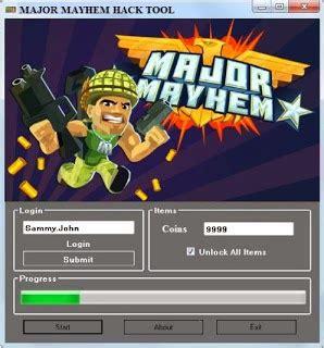 download mod game major mayhem hack cheats triche games 2014 free download page major