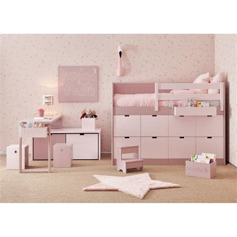 bureau enfant avec rangement chambre enfant adolescent haut de gamme et design sur