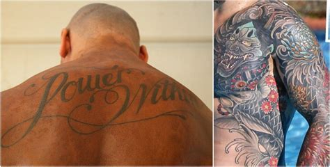 footballers tattoo quiz tough quiz alert can you identify these rugby players