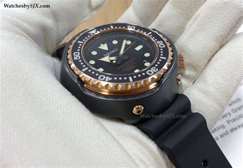 Seiko Prospex Sbdx014 Emperor Tuna Marine Master Pro Automatic Divers watches by sjx on with the new seiko marinemaster
