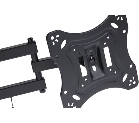 swing arm bracket for tv buy proper heavy duty swing arm full motion tv bracket
