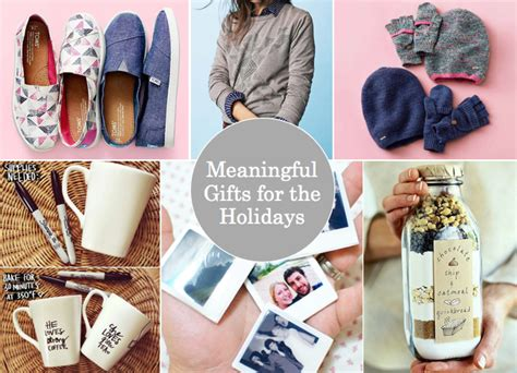 meaningful themes meaningful gifts for the holidays putting me together