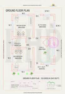 two contemporary small residential houses plan amazing image processing floor plan detecting rooms borders