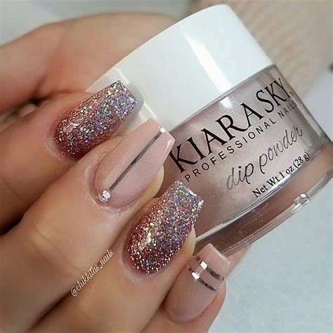 pattern powder nails sweet cotton candy nail colors and designs instagram