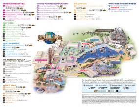 universal florida map map of universal studios orlando florida 2015 1 2