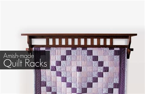 Amish Quilt Racks by 17 Best Images About Bedroom 4 On Window Treatments Country Ls And Wooden