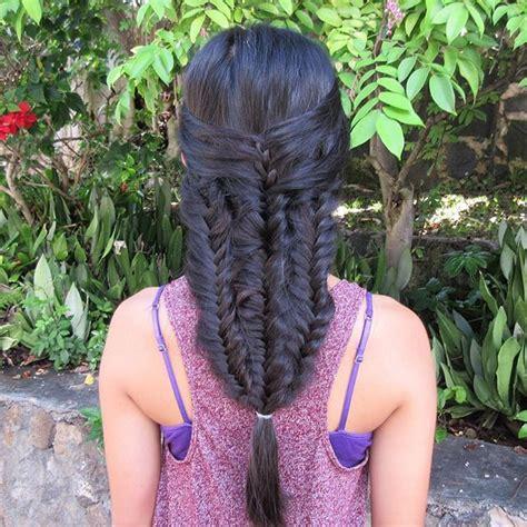 braids 50 in mn 51 best mermaid braid hairstyles images on pinterest