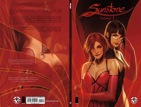 preview sunstone by stjepan sejic gogeekgirl