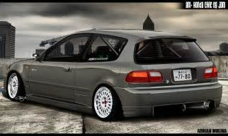am honda civic eg jdm by adrianmolina on deviantart