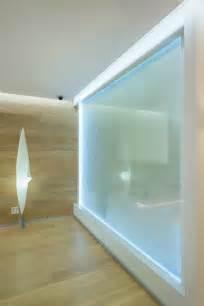 glas mit led beleuchtung 44 wandbeleuchtung ideen f 252 r den modernen wohnraum