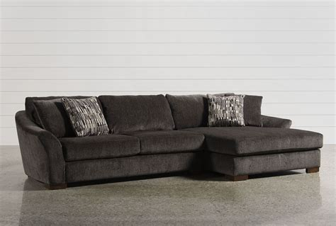 living spaces sectional couches evan 2 piece sectional w raf chaise living spaces
