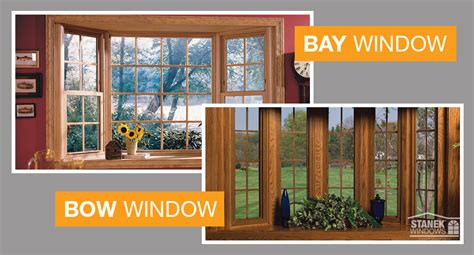 bow vs bay window bay windows vs bow windows two kinds of beautiful