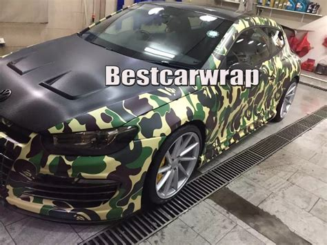 buy wholesale camouflage car wrap from china aliexpress buy premium stealth camouflage camo