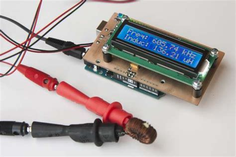 lc meter con arduino arduino based inductance meter use arduino for projects