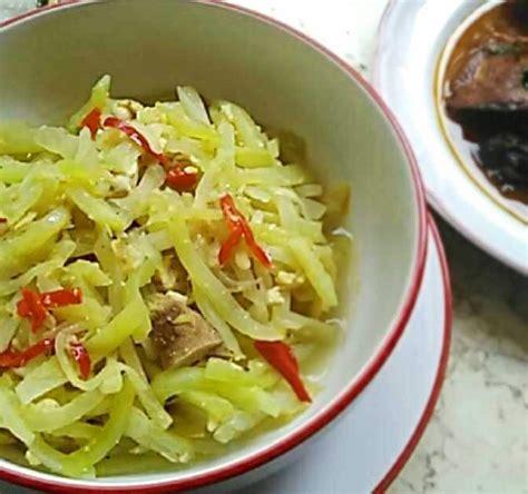 Menu Harian Praktis Lauk Sayur Dan Dessert 15 resep masakan sederhana praktis sehari hari