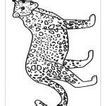 jaguar coloring page for preschool preschool crafts crafts coloring pages and worksheets