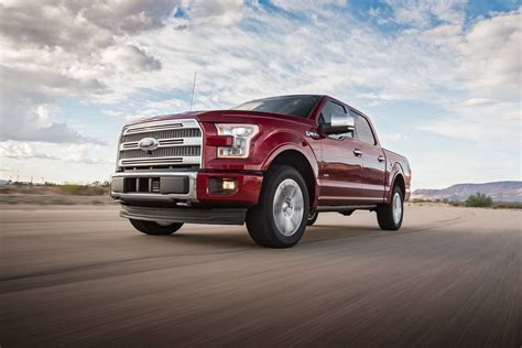 Ford F-150: 2017 Motor Trend Truck of the Year Finalist ... F 150