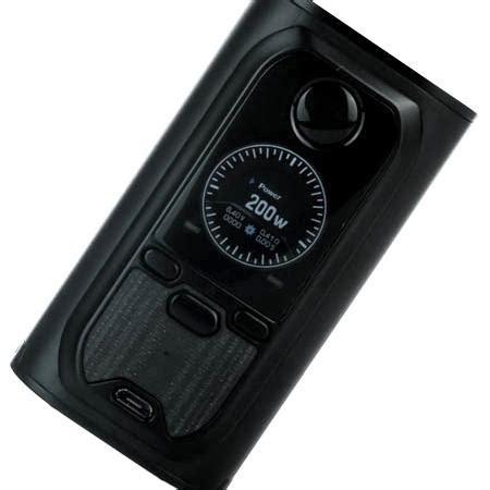Mod Modefined Lyra 200w Box Mod Authentic Vapor Vape modefined lyra 200w tc box mod black va e