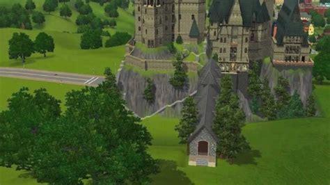 Hogwarts Floor Plan Sims 3 Hogwarts Youtube