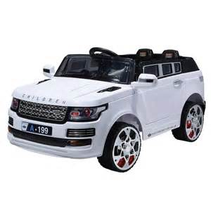 watch the deal amazon black friday luxury suv 12v kids battery powered wheels ride on car white