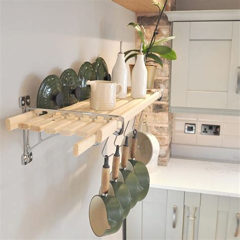 chrome kitchen rack from the holding company kitchen chrome 8 lath kitchen shelf rack shelf racks iron pan