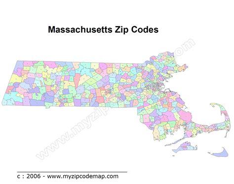 zip code map massachusetts massachusetts zip code maps free massachusetts zip code maps