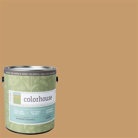 klay interieur colorhouse 1 gal clay 01 eggshell interior paint 462212