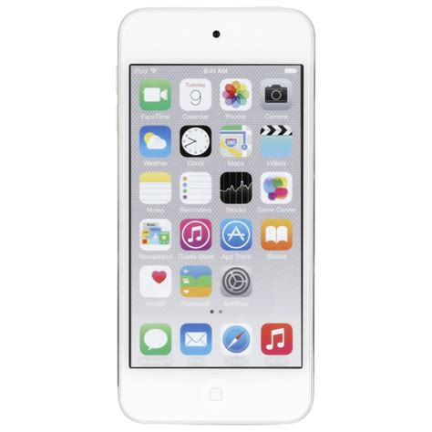 Apple Ipod Touch 6 64gb Silver apple ipod touch silver 64gb 6 generation mp3 m 228 ngijad