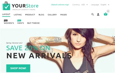 shopify themes ella 20 best shopify themes for 2017 elegant themes blog