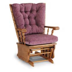 canadian glider chair glider rockers jive best home furnishings