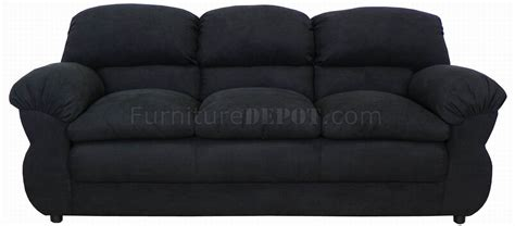 black fabric couches black fabric modern loveseat sofa set w options