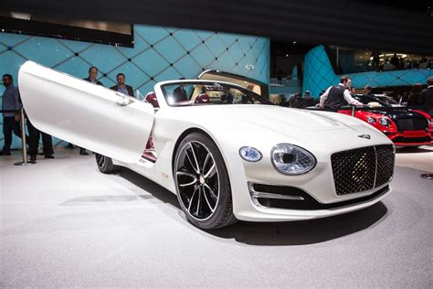 bentley exp 12 bentley exp 12 speed 6e brings luxury to the ev