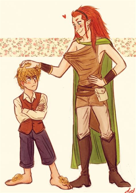 doodle kingdom how to make elves for the nerds interested roxas is a fallohide hobbit and