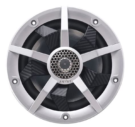Kaki Tweeter Stainless By Jk Audio clarion cm1623rl 6 5 quot speaker 200watt max rgb led lighting
