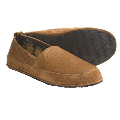 elk slippers woolrich blaize slippers elk leather for